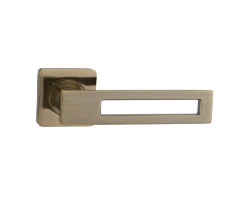Ручка дверная Arni Лацио AB Старая бронза