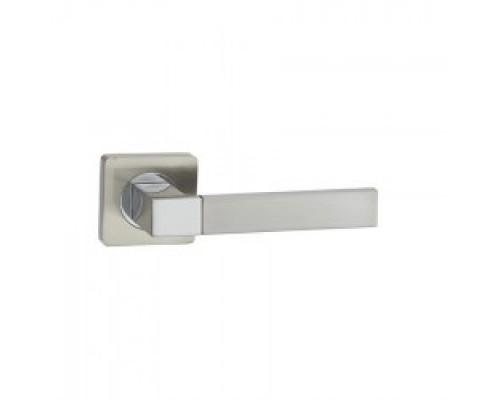 Ручка дверная Arni Бари SN+CP Матовый никель